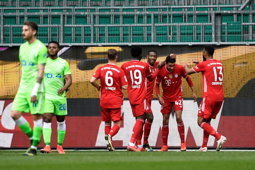 Bayern Monachium /AFP/POOL FABIAN BIMMER/ /AFP