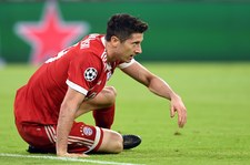 Bayern - Real 1-2. Lewandowski o faulach w polu karnym
