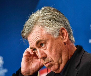 Bayern - Real. Carlo Ancelotti: Jeśli Lewandowski będzie czuł ból, to nie zagra