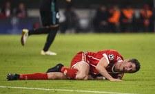 Bayern - Real. Sędzia nie odgwizdał karnego za faul na Lewandowskim