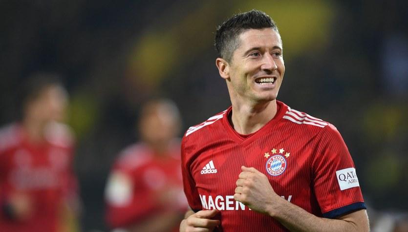 Bayern. Robert Lewandowski wrócił do treningów z drużyną