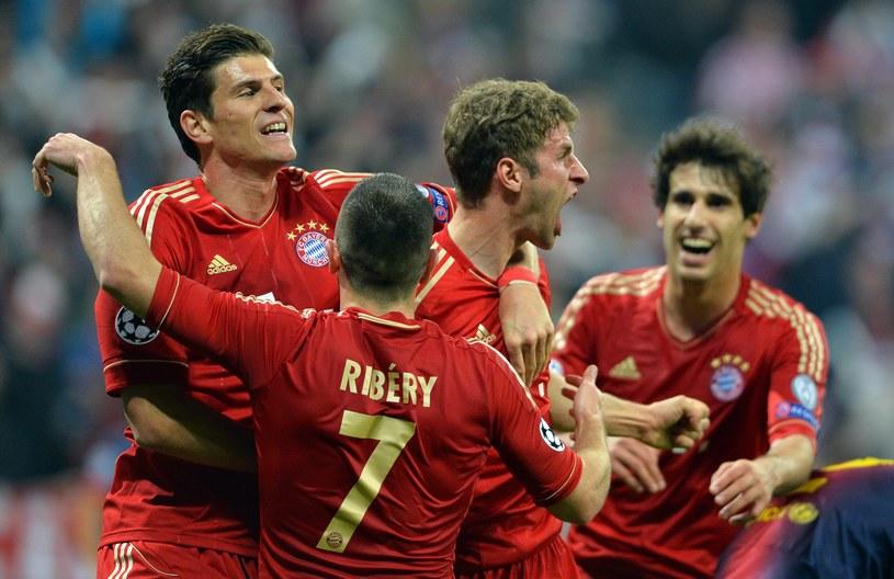 Bayern rozbił w Monachium Barcelonę aż 4-0 /PAP/EPA