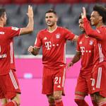 Bayern - Schalke 8-0. Świetne noty Roberta Lewandowskiego