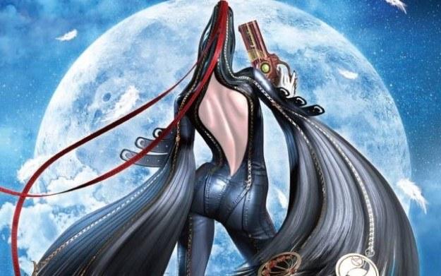 Bayonetta - motyw graficzny /Informacja prasowa