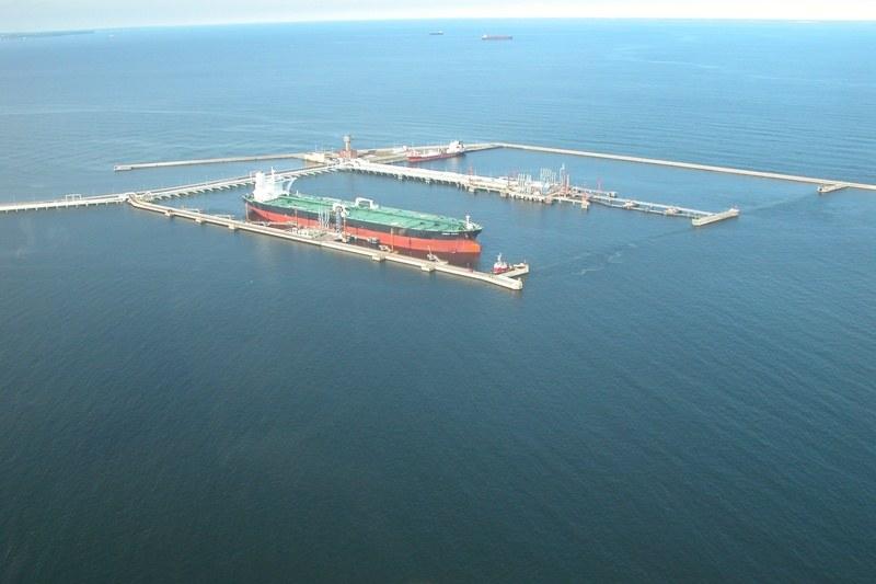Baza przeładunku paliw płynnych Naftoport Sp. z o.o, żródło: naftoport /&nbsp