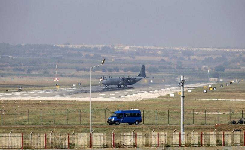Baza wojskowa Incirlik w Turcji /AFP