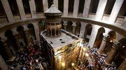 Bazylika Grobu Pańskiego w Jerozolimie zamknięta do odwołania