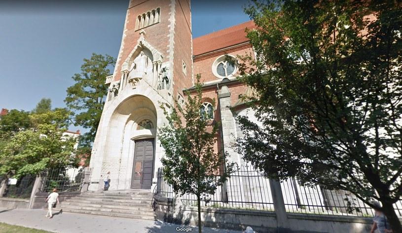Bazylika jezuitów w Krakowie /Google Maps /