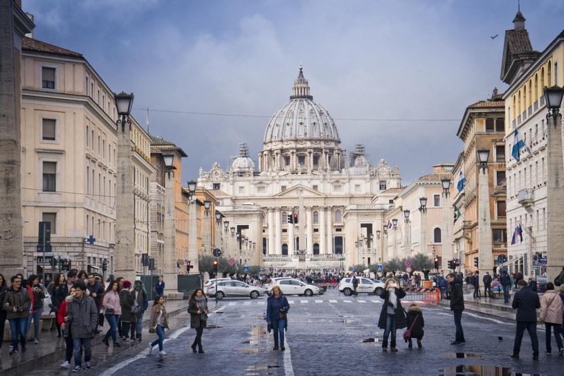 Bazylika św. Piotra na Watykanie /Dariusz Zarod /East News