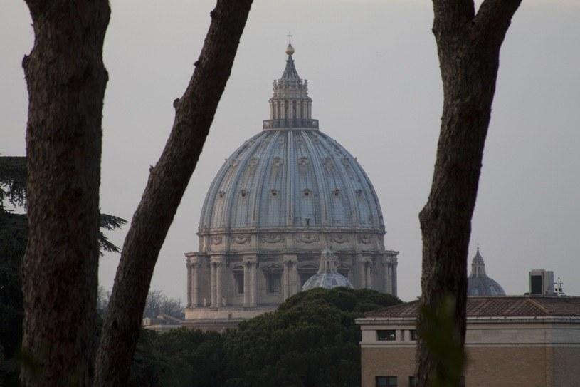 Bazylika Świętego Piotra w Watykanie, zdj. ilustracyjne /Piotr Zając /Reporter