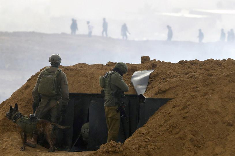 BBC: Hakerzy Hamasu włamali się do smartfonów izraelskich żołnierzy (zdjęcie ilustracyjne) /JACK GUEZ /AFP