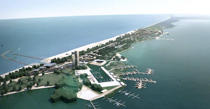 Beach City - wizualizacja /materiały prasowe