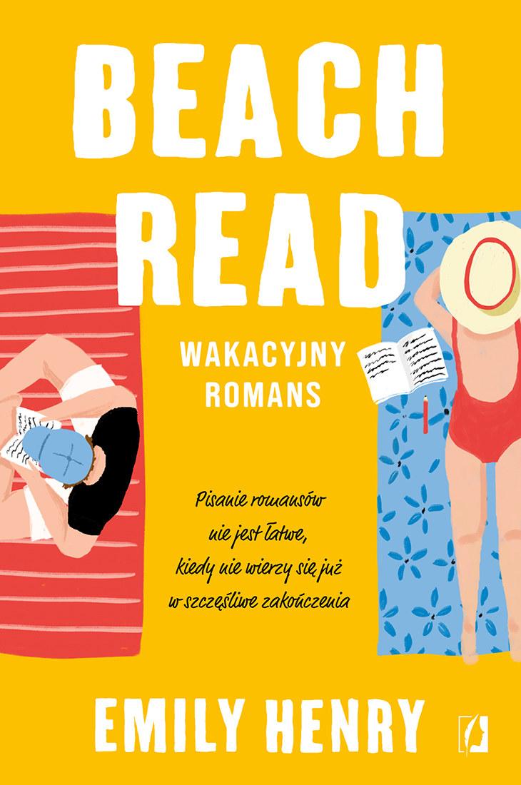 Beach read, Emily Henry /INTERIA.PL/materiały prasowe