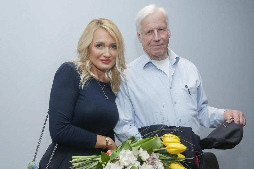 Beata Biały i Krzysztof Baranowski, fot. Michał Baranowski /AKPA
