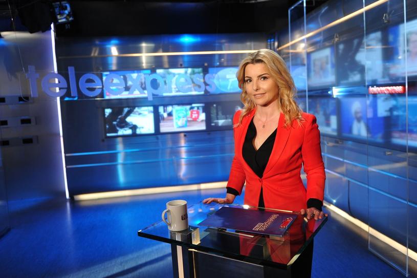 Beata Chmielowska-Olech /Natasza Mludzik/TVP /East News