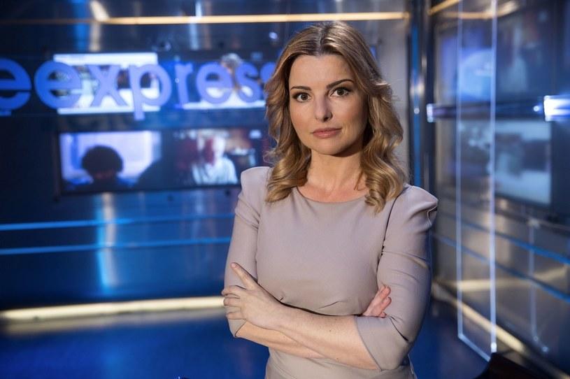 Beata Chmielowska-Olech /TVP /Agencja FORUM