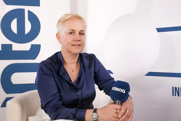 Beata Daszyńska-Muzyczka, prezes BGK /INTERIA.PL