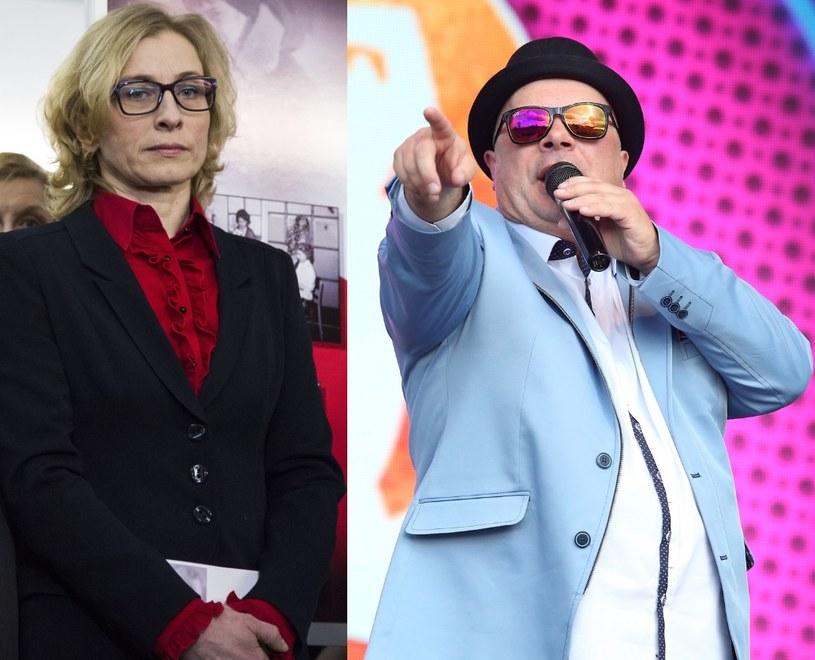 Beata Gosiewska i Krzysztof Skiba /- /East News