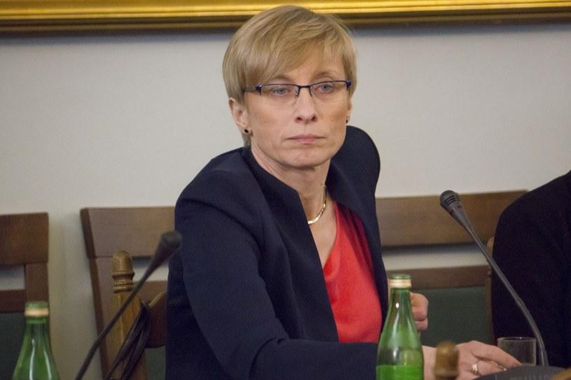 Beata Gosiewska /Dobuszyński/REPORTER /East News