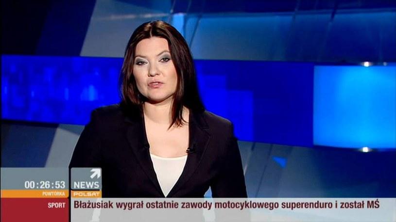 Beata Grabarczyk (Screen; youtube.com) /materiał zewnętrzny