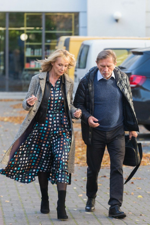 Beata i Jan /Tomasz Urbanek /East News