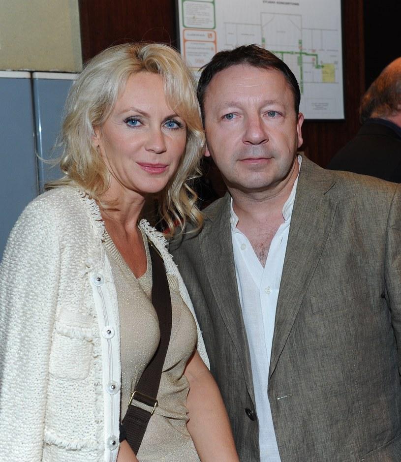 Beata i Zbyszek /- /MWMedia