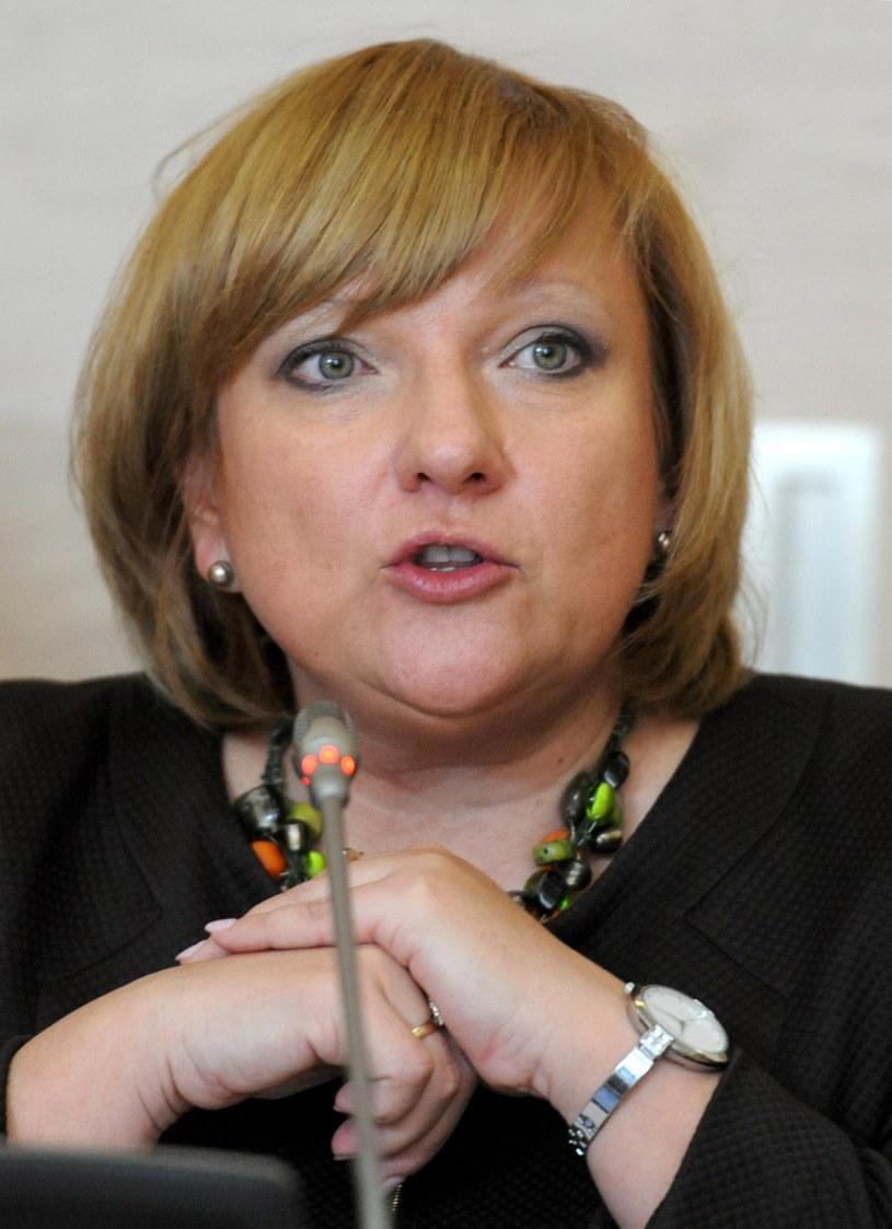 Beata Kempa /Bartłomiej Zborowski /PAP