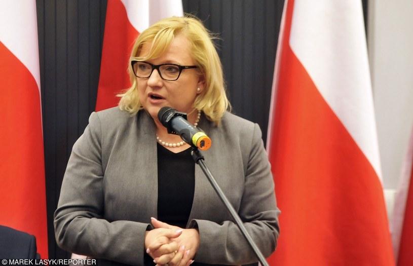 Beata Kempa /Marek Lasyk  /Reporter