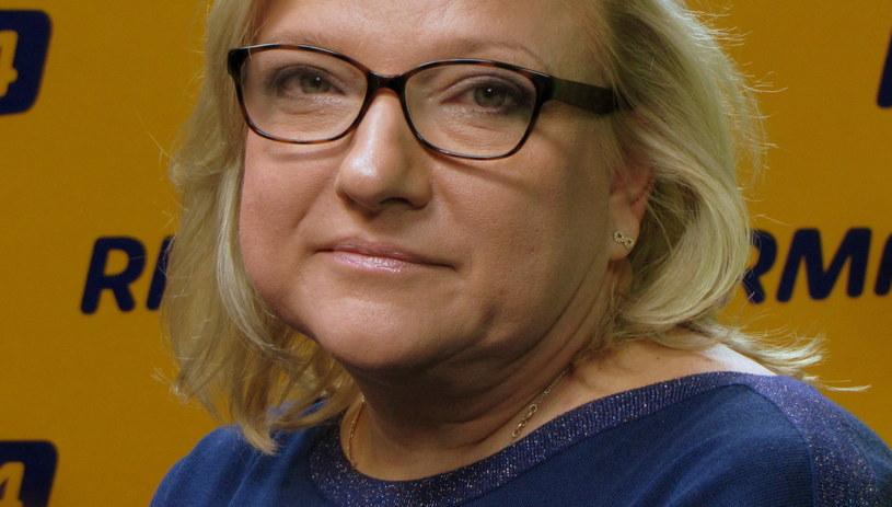 Beata Kempa /Kamil Młodawski /RMF FM