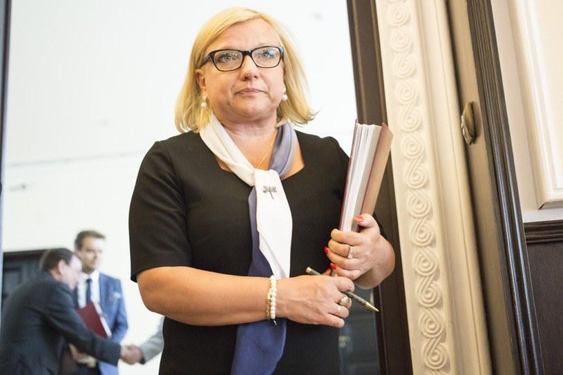 Beata Kempa /Maciej Luczniewski /Reporter