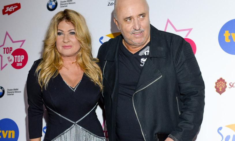 Beata Kozidak i Andrzej Pietras / Mieszko Piętka /AKPA