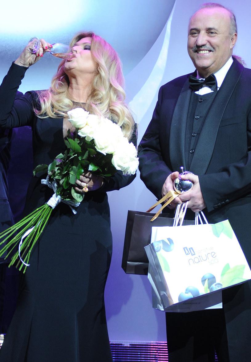Beata Kozidrak, Andrzej Pietras /Piotr Andrzejczak /ONS