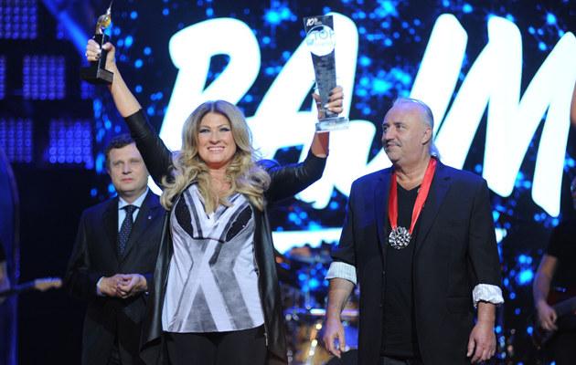 Beata Kozidrak i Andrzej Pietras /Jarosław Antoniak /MWMedia
