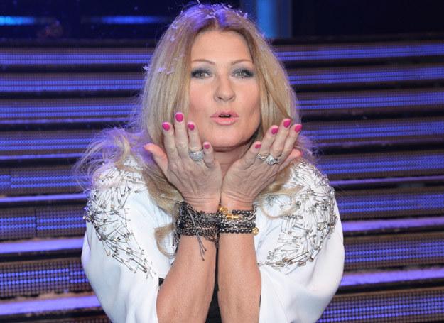 Beata Kozidrak, wokalistka zespołu Bajm /MWMedia