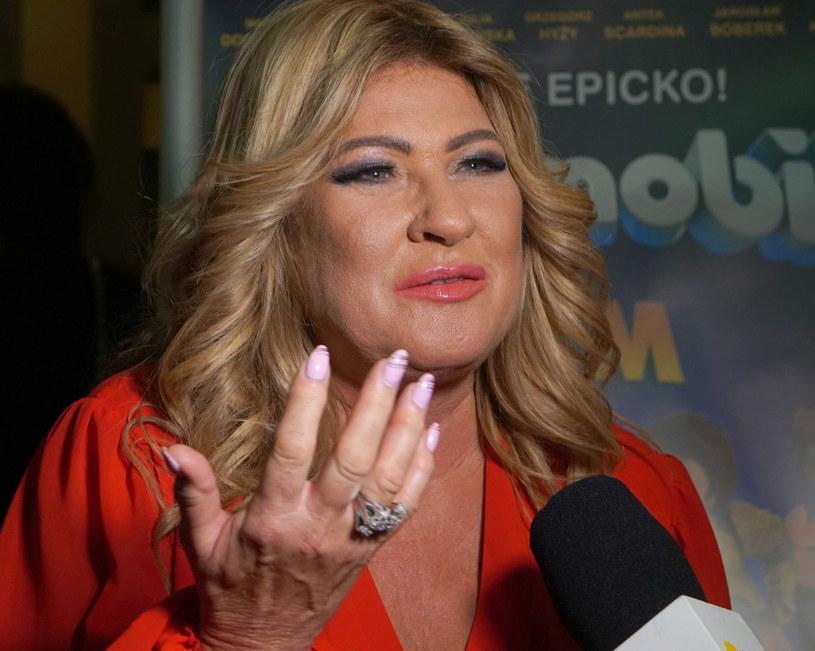 Beata Kozidrak /Tricolors /East News