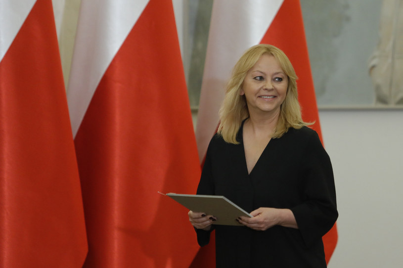 Beata Kozłowska-Chyła /Grzegorz Banaszak /Reporter