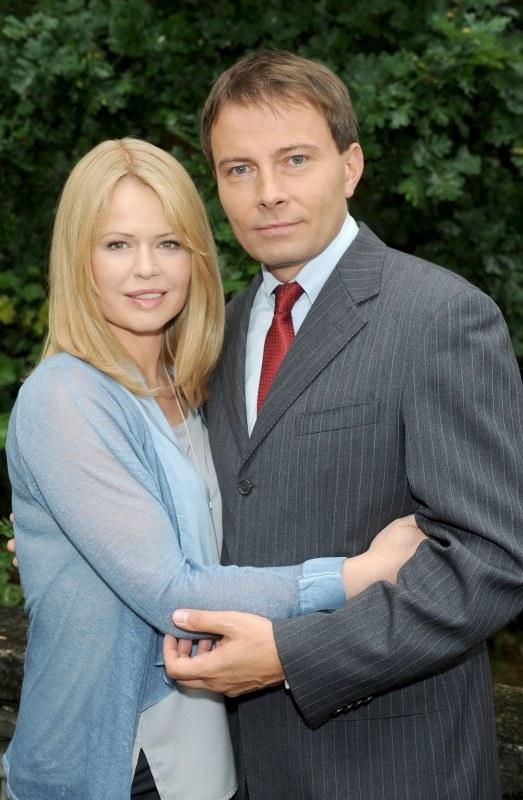 Beata (Magda Wójcik) i Jacek (Tomasz Bednarek) /Agencja W. Impact