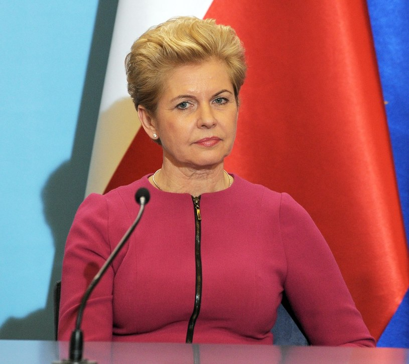 Beata Małecka-Libera /Jan Bielecki /East News