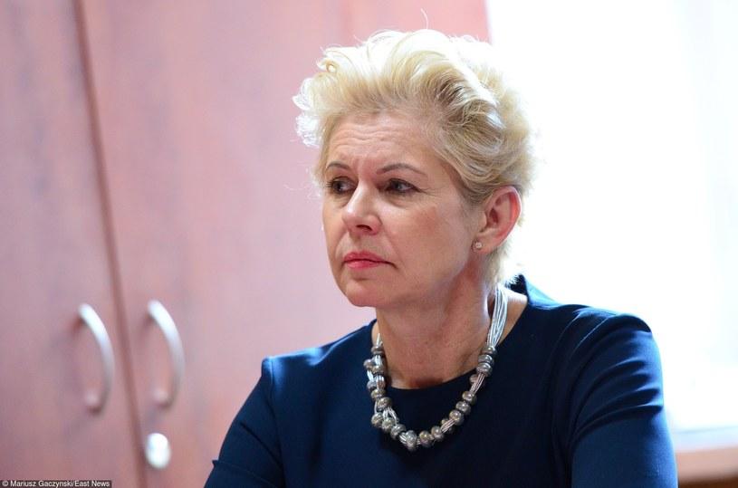Beata Małecka-Libera /Mariusz Gaczyński /East News