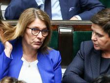 Beata Mazurek: Jestem wyrozumiała dla takich blondynek