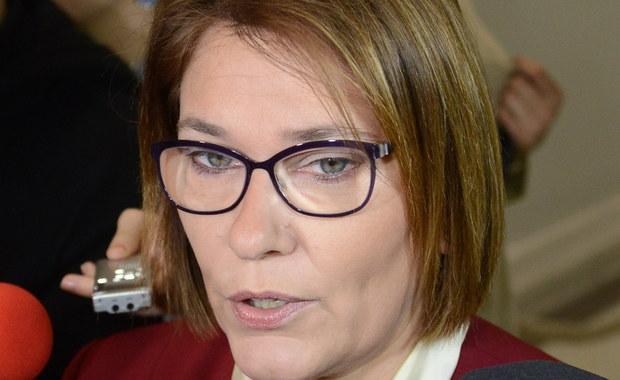 Beata Mazurek nowym wicemarszałkiem Sejmu