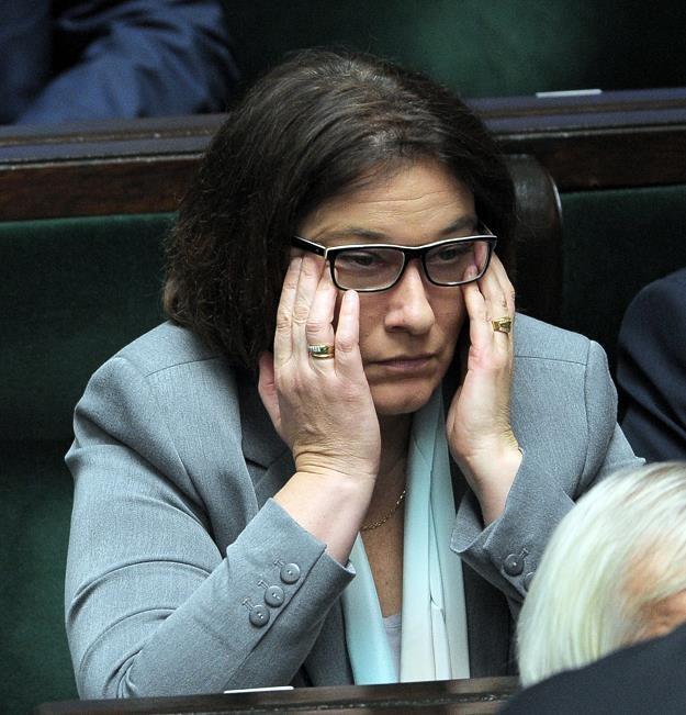 Beata Mazurek, PiS. Fot. Jan Bielecki /Agencja SE/East News