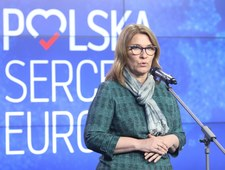 Beata Mazurek: Szwedzi uciekają do Polski