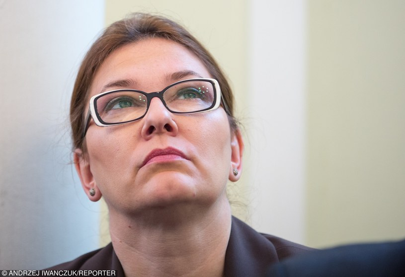 Beata Mazurek /    Andrzej Iwanczuk/REPORTER /East News