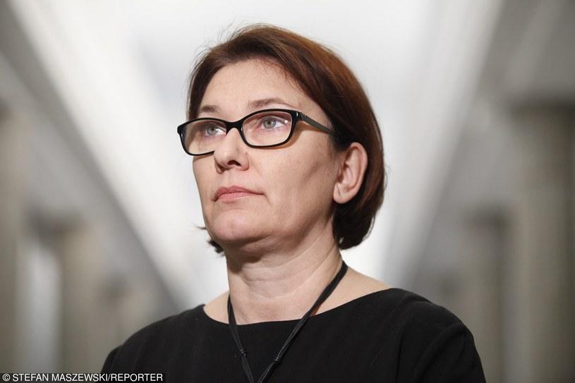 Beata Mazurek /Stefan Maszewski /Reporter