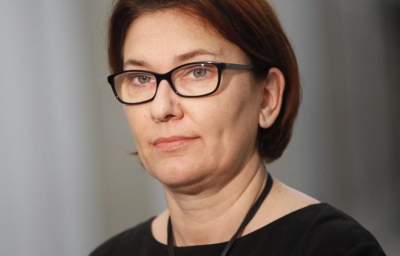 Beata Mazurek /fot. Stefan Maszewski/REPORTER /East News