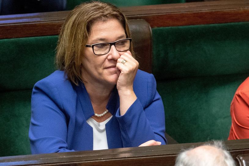 Beata Mazurek /Andrzej Iwańczuk /East News