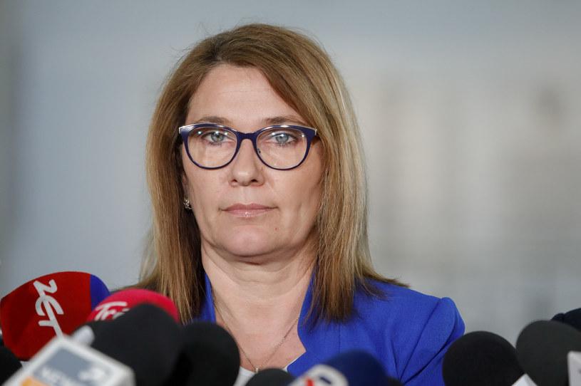 Beata Mazurek /Grzegorz Banaszak /Reporter