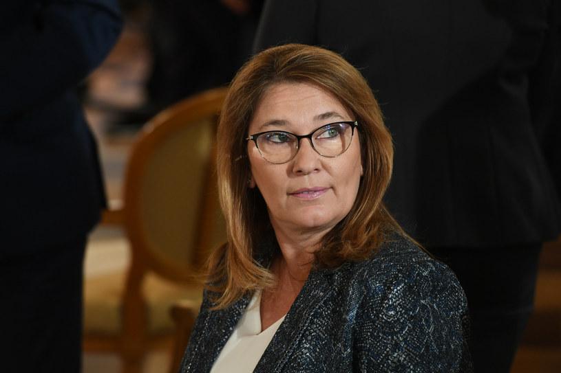 Beata Mazurek /Jacek Dominski/REPORTER /Reporter