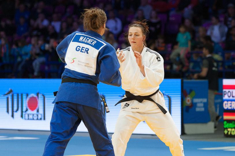 Beata Pacut (z prawej) /Rafał Molak /Newspix